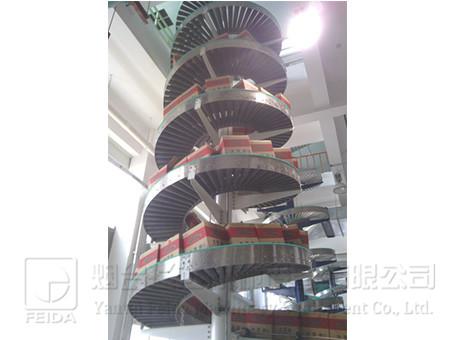 无动力螺旋输送机