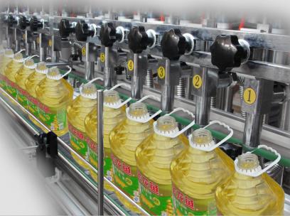 食用油灌装机清洗问题