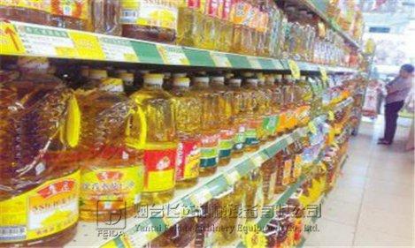 中秋单位发福利,米面油最常见